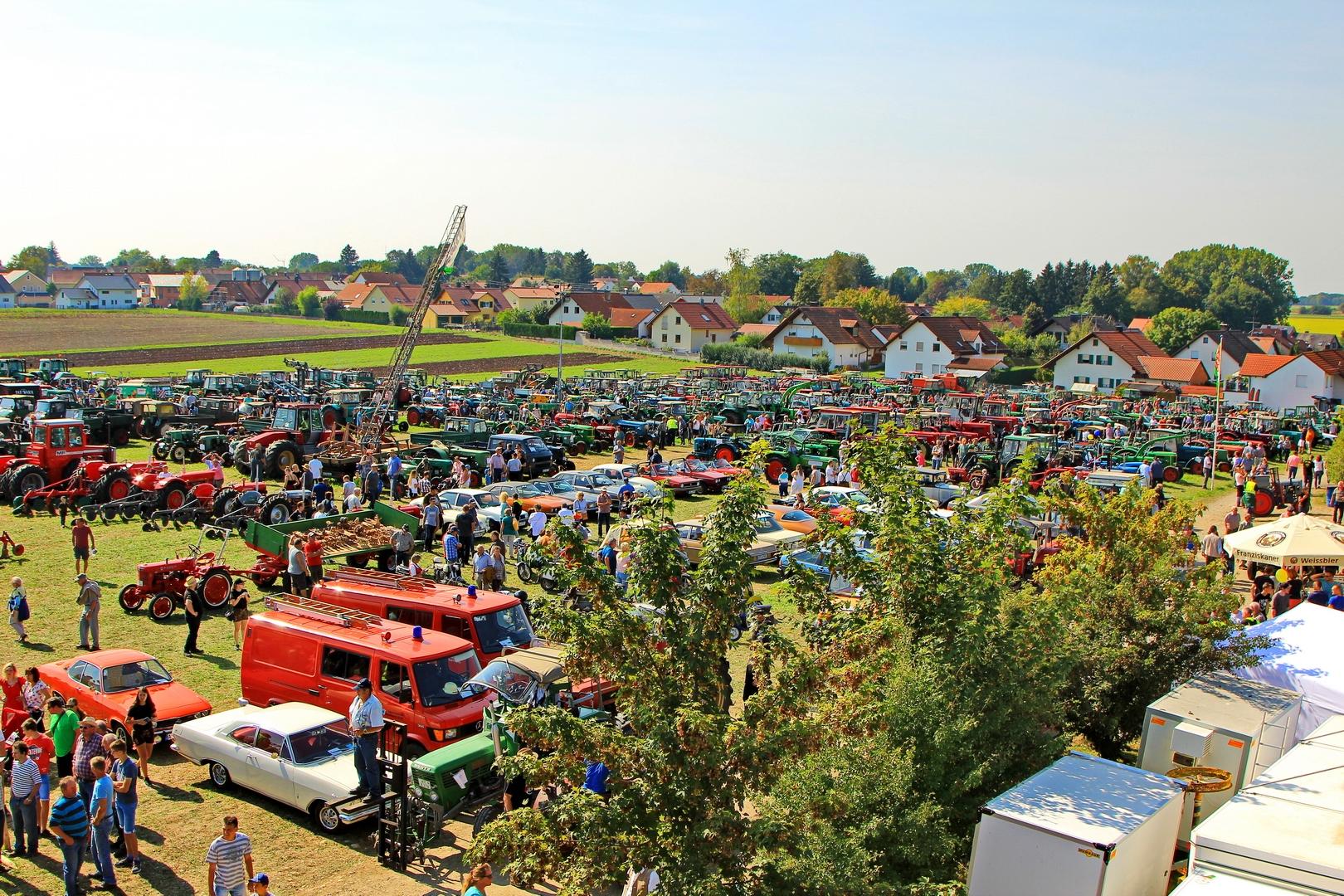 2018_09_14-16 Schleppertreffen Schmiechen  1235